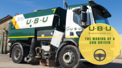 The making of a UBU Driver