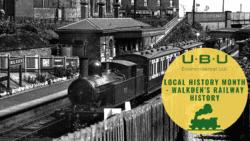 Local History Month – Walkden's railway history